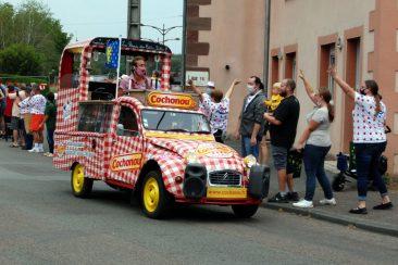 Tour de France saint germain 70200